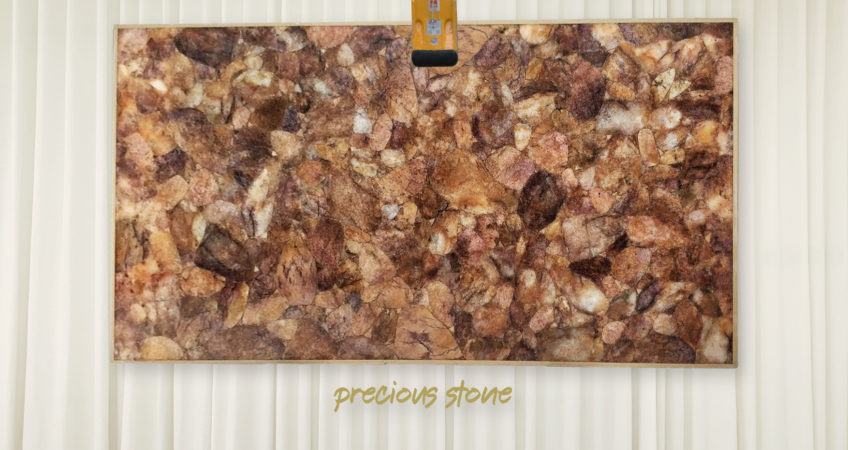 Precious Stone – Yellow Quartz